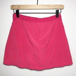 Nike Dri Fit Sz Small Pink Golf Activewear Skort